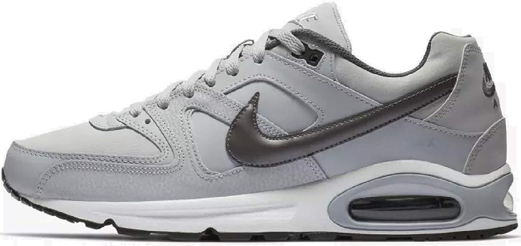 Nike Air Max Comhommed cuir, Chaussures de Sport Homme