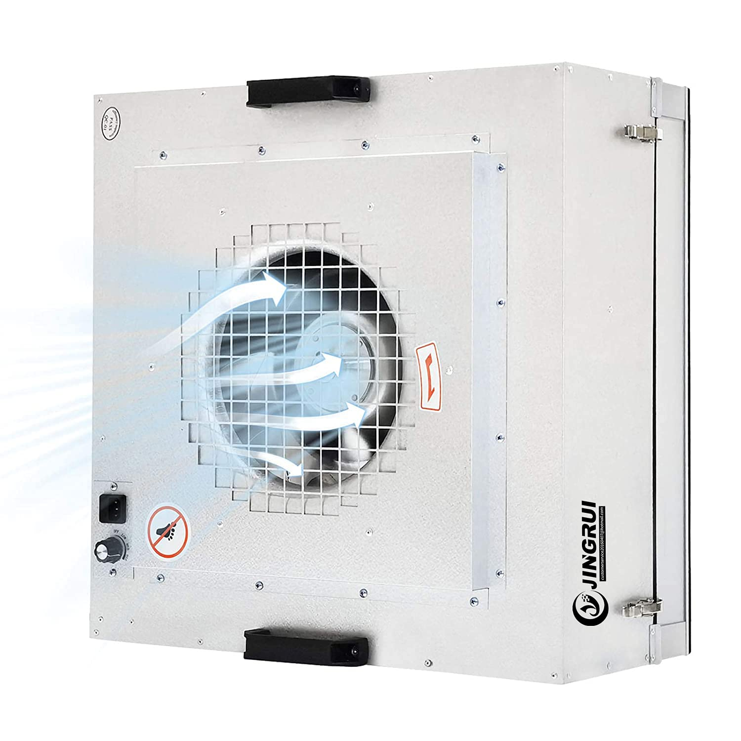Updated Fan Filter Unit price HEPA-Filter Laminar 22.6x22.6 Cheap super special price Hood Flow