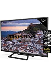 Amazon.es: TD Systems - Televisores / TV, vídeo y home cinema: Electrónica