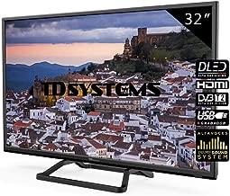 Televisores LED 32 Pulgadas TD Systems K32DLM10H. 2X HDMI,