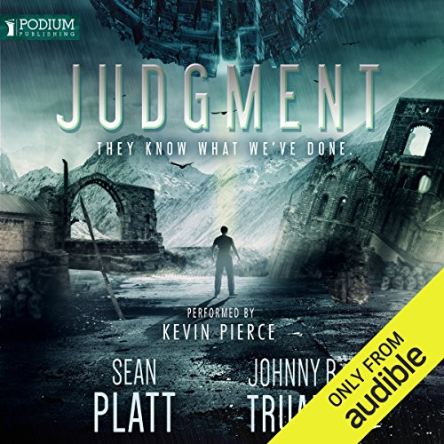 Judgment audiobook cover art