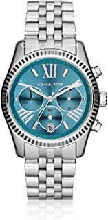 Michael Kors Mens Quartz Watch, Chronograph Display and Stainless Steel Strap MK5887