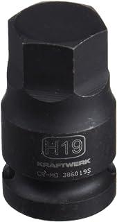 Kraftwerk 386019S 1/2 cala klucz nasadowy sześciokątny 19 mm