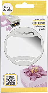 EK tools Punch for Arts and Craft, Large, Journal Plate and Bracket