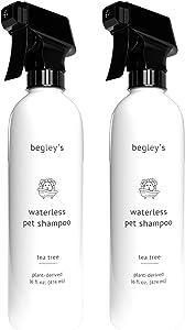Begley's Natural No-Rinse Waterless Shampoo