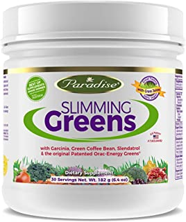 ORAC Energy Slimming Greens 30srv