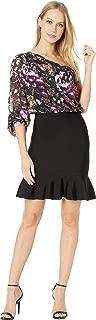 Best bebe one shoulder dress Reviews