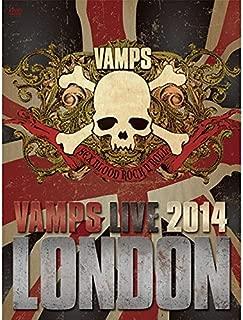 VAMPS LIVE 2014:LONDON (通常盤B)(デジパック仕様) [DVD]