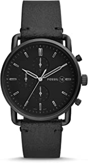 Fossil Mens The Commuter Chrono - FS5504