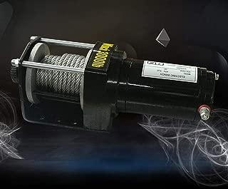 ANJING 12V//24V 3500lb Polyvalent Portable Treuil /électrique,Palan /électrique