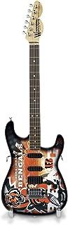 Woodrow Guitar by The Sports Vault NFL Unisex NFL Mini-NorthEnder Guitar