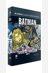 Batman, Terra de Ninguém - Parte 1. Coleção Dc Graphic Novels Capa dura