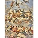 Meishe Art Plakatdruck Poster Fresken in der Sixtinischen