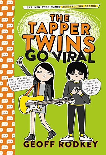 The Tapper Twins Go Viral (The Tapper Twins (4))