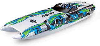 Traxxas DCB M41 Widebody: Brushless 40' Race Boat with TQi Link Enabled 2.4GHz Radio System & Traxxas Stability Management (TSM)
