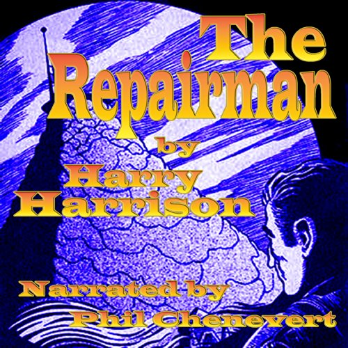 The Repairman audiobook cover art
