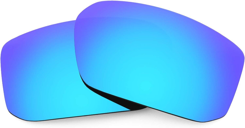 Revant Verres de Rechange pour Spy Optic McCoy - Compatibles avec les Lunettes de Soleil Spy Optic McCoy Bleu Glacier Mirrorshield - Polarisés