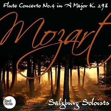 Mozart: Flute Concerto No.4 in A Major K. 298