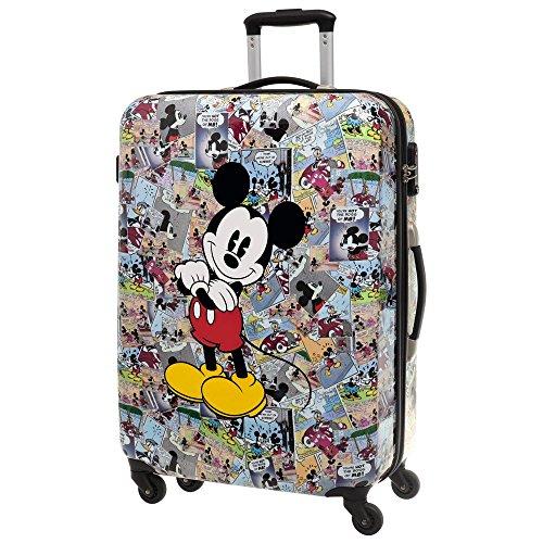 Disney - MICKEY COMIC - Maleta infantil - 64L - 69cm (Original)