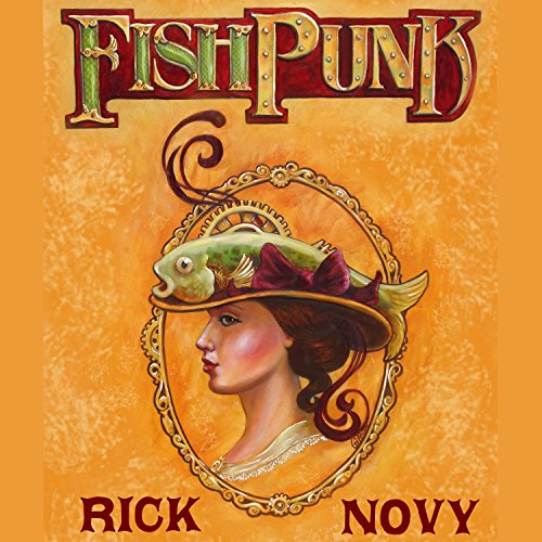 Fishpunk audiobook cover art