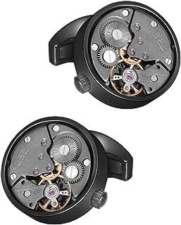 black watch cufflinks