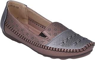 pelle albero Womens Metalic Comfortable Casual Shoes