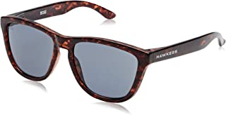 Hawkers O18TR32 Gafas de sol, Unisex Adultos, color Carey, 5 mm