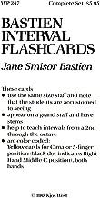 WP247 - Bastien Interval Flashcards