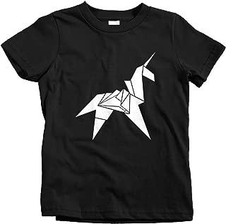 x Beery Method Kids Origami Unicorn T-Shirt