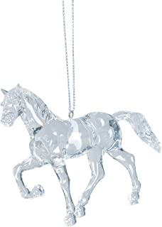 HORSE Ornament by C&F