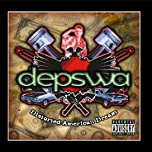 Distorted American Dream by Depswa (2010-04-06)
