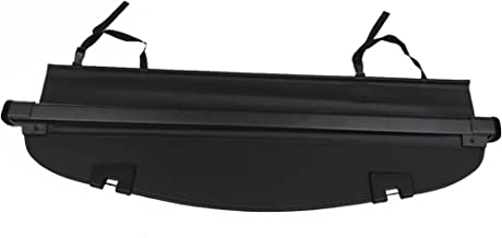 Cargo Cover For 2017 2018 Mazda Cx-5 2019 Black Retractable Trunk Shielding Shade by Kaungka(Updated Version:There is no gap between the back seats and the cover)