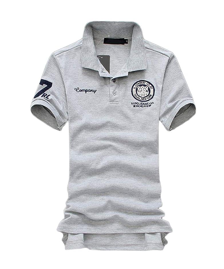 ストラトフォードオンエイボン振る舞うスプレー[Happy Honu(ハッピー ホヌ)] ポロシャツ 半袖 夏 大きいサイズ ゴルフ 白 速乾 ドライ オシャレ メンズ
