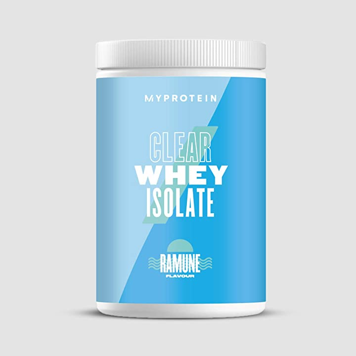 Proteine succo di frutta myprotein clear whey isolate 500 g ramune myp9051/100/110 MYP9051/100/110