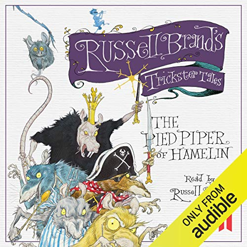 Russell Brand's Trickster Tales: The Pied Piper of Hamelin cover art