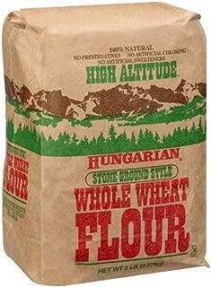 hungarian high altitude flour