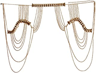 Best chain harness necklace Reviews