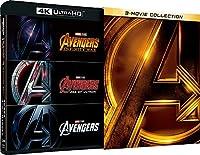 アベンジャーズ/インフィニティ・ウォー 4K UHD ムービー・コレクション(初回限定) [4K ULTRA HD + 3D + Blu-ray + デジタルコピー+MovieNEXワールド]