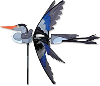 Premier Kites 30 in. Great Blue Heron Spinner