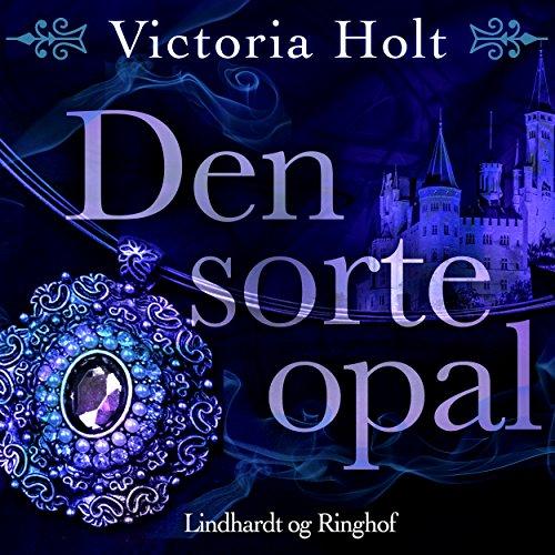 Den sorte opal cover art