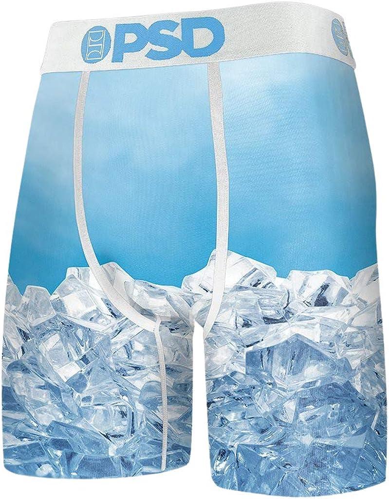 PSD Underwear Men's Printed TY Ice Trae Boxer Brief