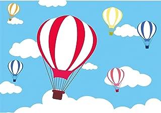 newborn hot air balloon prop