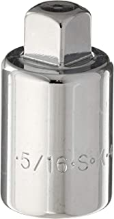SK Hand Tools 41450 3/8-inch Drive Pipe Plug Socket Male 5/16-inch
