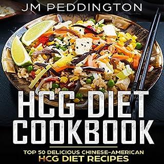 HCG Diet Cookbook audiobook cover art