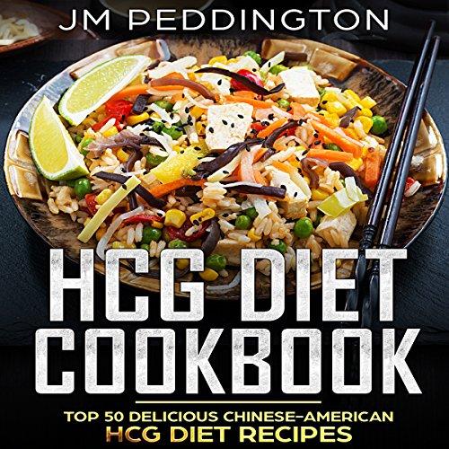 HCG Diet Cookbook cover art