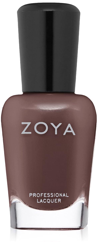 デュアル構造的恐ろしいですZOYA ゾーヤ ネイルカラー ZP882 DEBBIE デビー 15ml マット 2016/2017 Transitional Collection「naturel」 爪にやさしいカラーポリッシュマニキュア