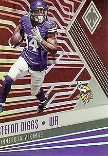 橄榄球 NFL 2017 Phoenix 红色 #41 Stefon Diggs 119/299 维京人队