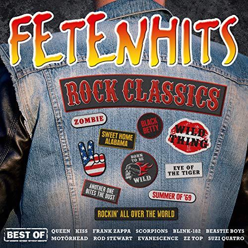 Fetenhits Rock Classics - Best Of [Explicit]