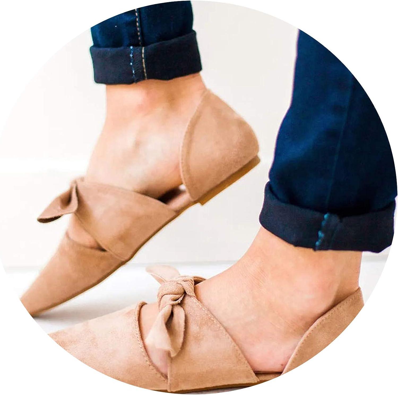 Women's Sandals Flat Summer Fashion Wedge shoes's Buckle Casual,Khaki,9