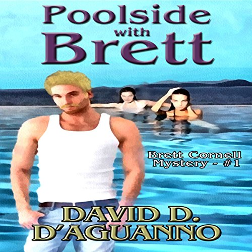 Poolside with Brett cover art